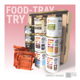 FOOD-Tray Try