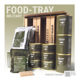 FOOD-TRAY Military